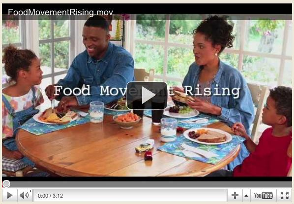 food movement video